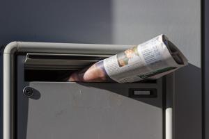 mailbox lock