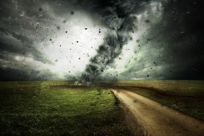 Make security part of your tornado emergency plan
