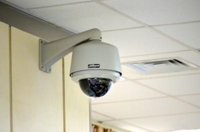 Office surveillance systems