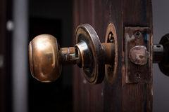 old door locks that need to be upgraded